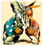Dems vs Reps-MSPub