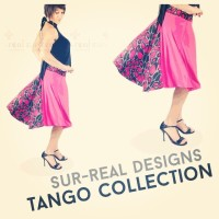 Tango Fashion made in USA by argentinian designer and dancer Lorena Diez