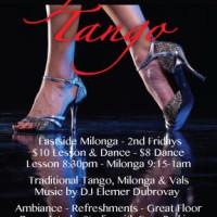 """""""Perfume de Tango"""" Milonga"""