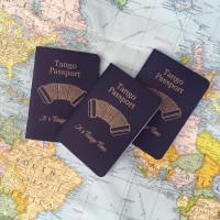 Tango Passport Poject