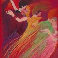 """Tango Prints, 8""""x10"""""""